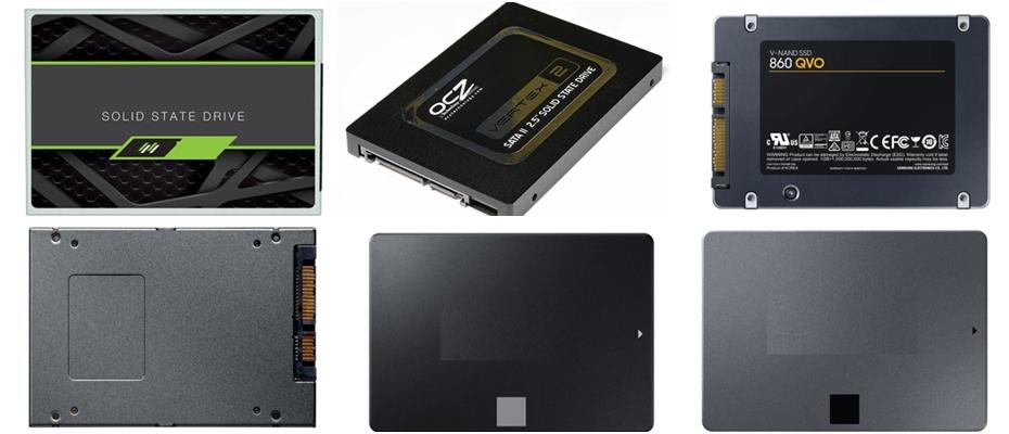 固态硬盘(128GB/256GB/512GB)