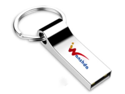 USB2.0 U盘 创意车载钥匙圈U盘 防水闪存盘