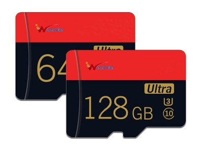红黑高端订制商标 TF卡