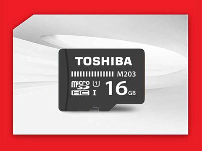 东芝(Toshiba)TF卡